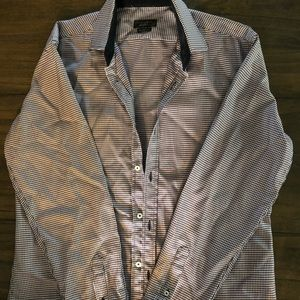 Men's Zara button down shirt